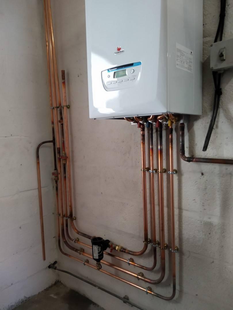 Installation Chaudière À Condensation plombier chauffagiste pas cher lille - artisan du nord
